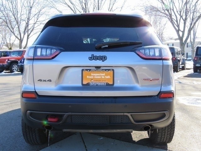 Certified Pre-Owned 2019 Jeep Cherokee Trailhawk