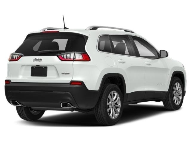 New 2020 JEEP Cherokee Latitude