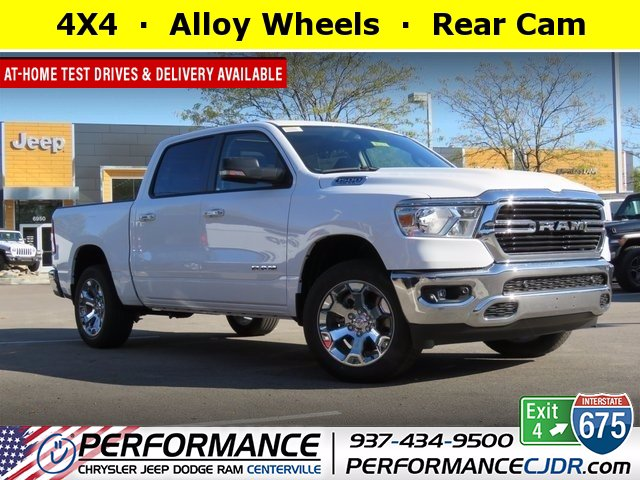 New 2020 RAM All-New 1500 Big Horn/Lone Star