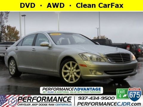 Pre-Owned 2008 Mercedes-Benz S-Class S 550